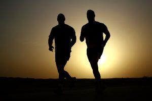 Aktiv gegen Diabetes mit Laufen